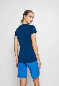 ION - TEE SEEK - T-Shirt print - ocean blue - 2