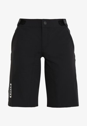 BIKESHORTS TRAZE - kurze Sporthose - black