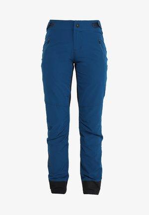PANTS SHELTER - Stoffhose - ocean blue