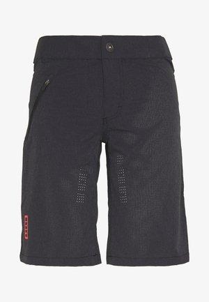 ION BIKESHORTS TRAZE - kurze Sporthose - black