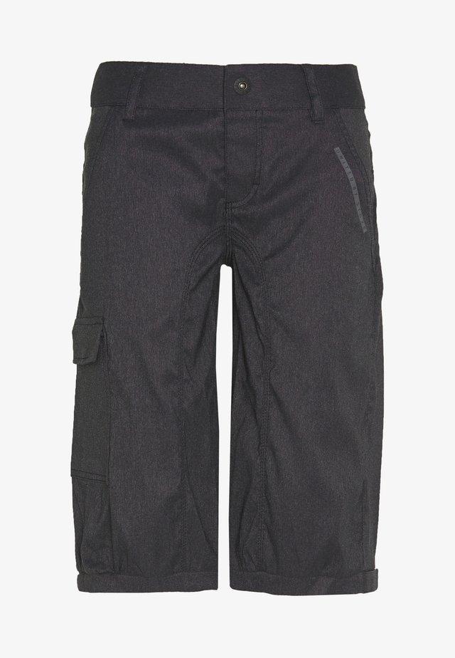 BIKESHORTS SEEK - 3/4 sports trousers - black