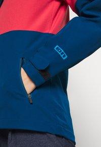 ION - JACKET SHELTER - Sportovní bunda - inside blue - 4