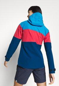 ION - JACKET SHELTER - Sportovní bunda - inside blue - 2