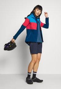 ION - JACKET SHELTER - Sportovní bunda - inside blue - 1
