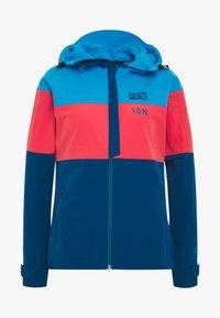 ION - JACKET SHELTER - Sportovní bunda - inside blue - 5