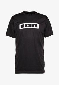 ION - TEE SCRUB - T-Shirt print - black - 4