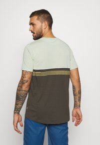 ION - TEE SEEK - Koszulka sportowa - shallow green - 2