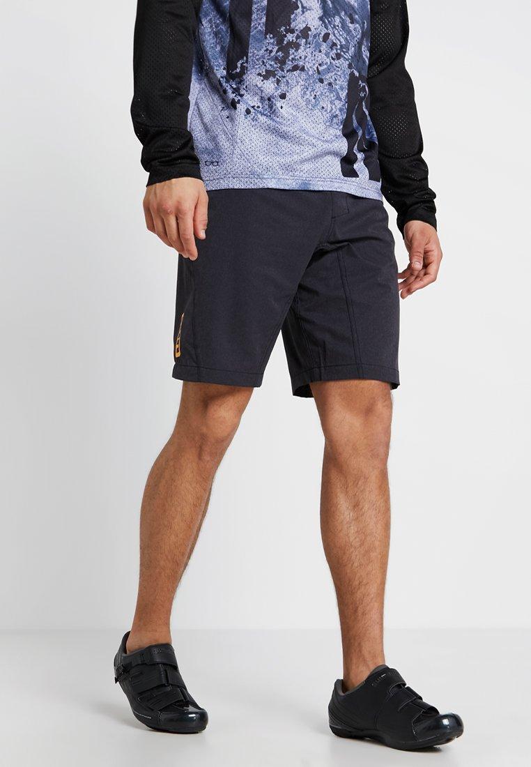 ION - BIKESHORTS PAZE - kurze Sporthose - black