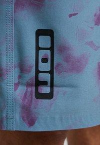 ION - BIKESHORTS SEEK AMP - Korte sportsbukser - pink isover - 4