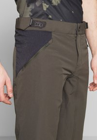 ION - BIKESHORTS TRAZE - Sports shorts - root brown - 3