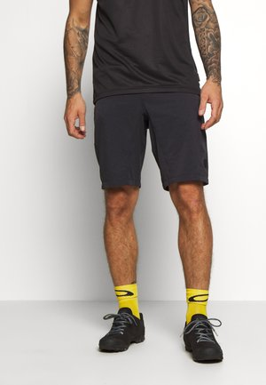 BIKESHORT PAZE - Sports shorts - black