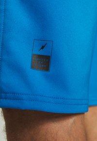 ION - BIKESHORTS TRAZE - Krótkie spodenki sportowe - inside blue - 6