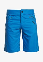 BIKESHORTS TRAZE - kurze Sporthose - inside blue