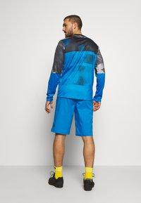 ION - BIKESHORTS TRAZE - kurze Sporthose - inside blue - 2