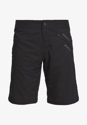 BIKESHORTS TRAZE PLUS - kurze Sporthose - black