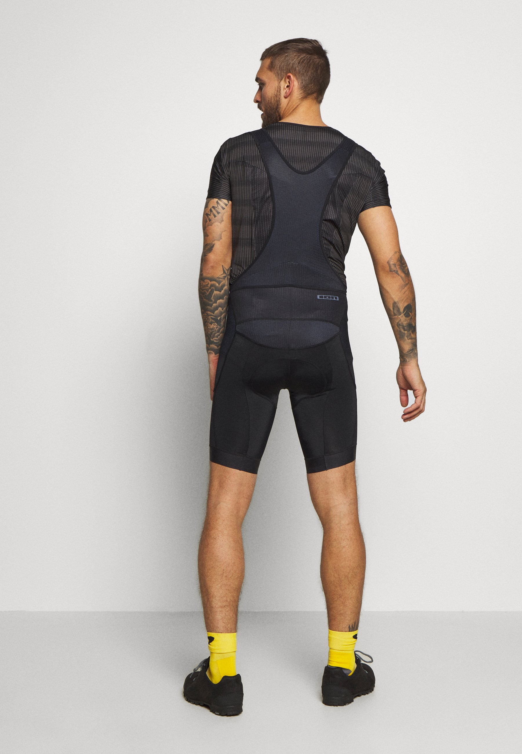 ION IN-BIBSHORTS PAZE - Legginsy - black