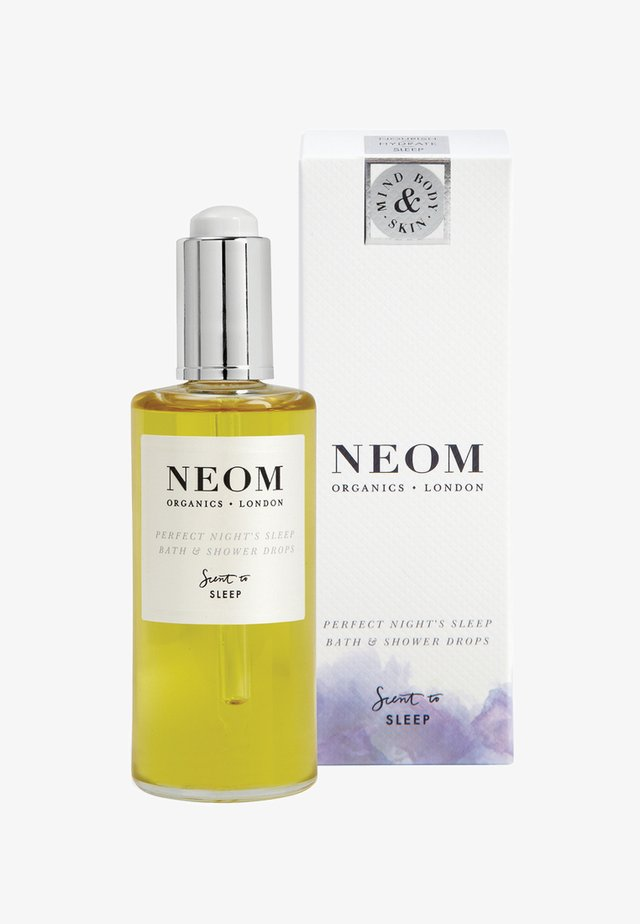 BATH & SHOWER DROPS 100ML - Kosmetyki do kąpieli - tranquillity/perfect nights sleep