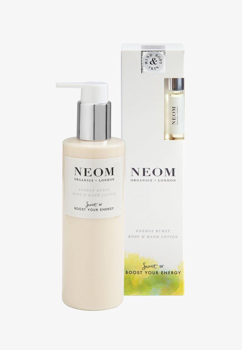 Neom - BODY & HAND LOTION 250ML - Hydratant - burst of energy
