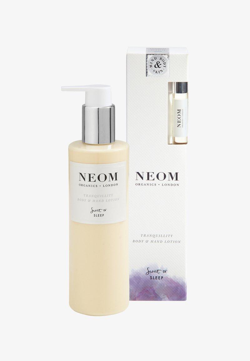 Neom - BODY & HAND LOTION 250ML - Moisturiser - tranquillity