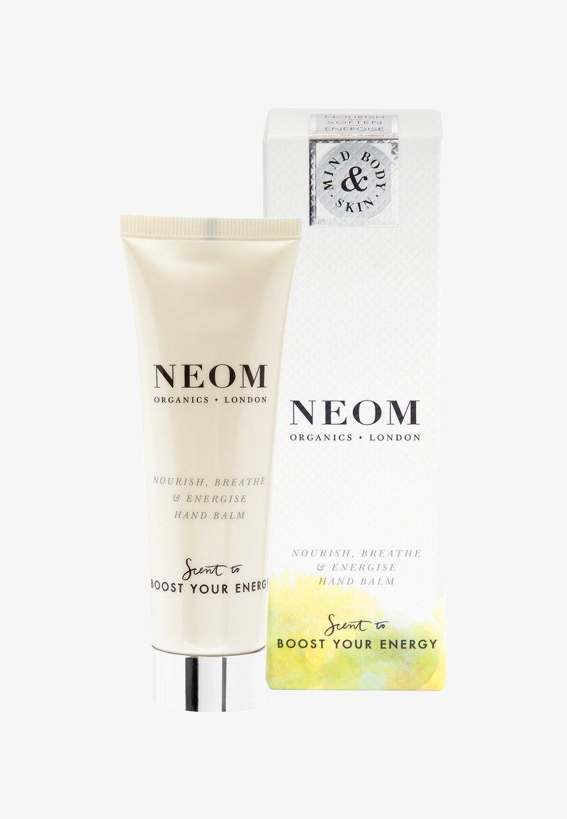 Neom - NOURISH BREATHE & HAND BALM - Hand cream - energise