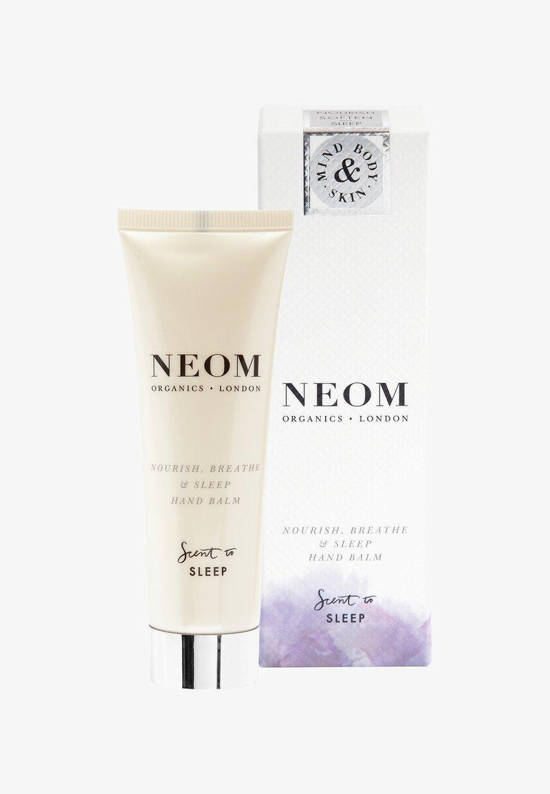 Neom - NOURISH BREATHE & HAND BALM - Hand cream - sleep