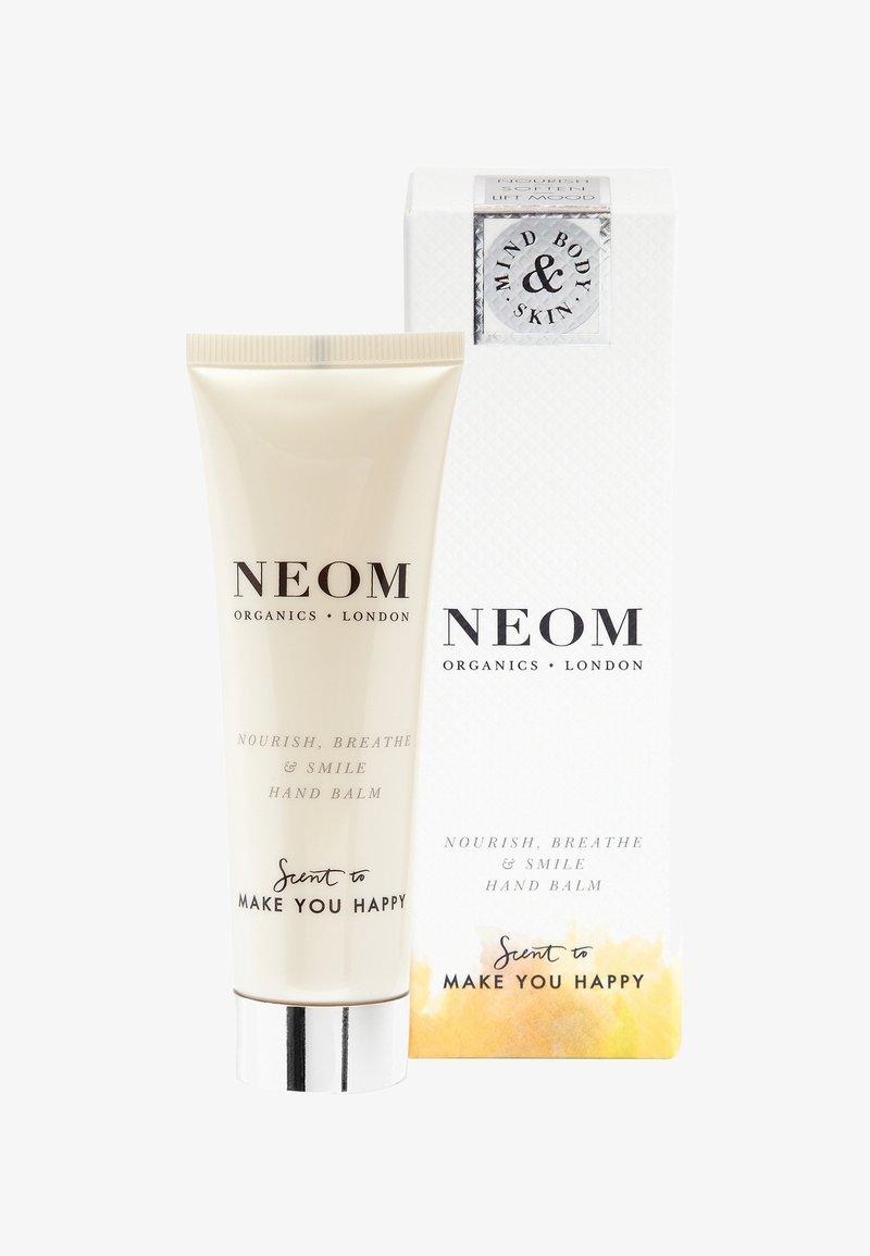 Neom - NOURISH BREATHE & HAND BALM - Hand cream - smile