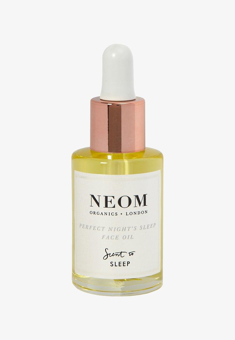 Neom - PERFECT NIGHT'S SLEEP FACE OIL 28ML - Gezichtsolie - -