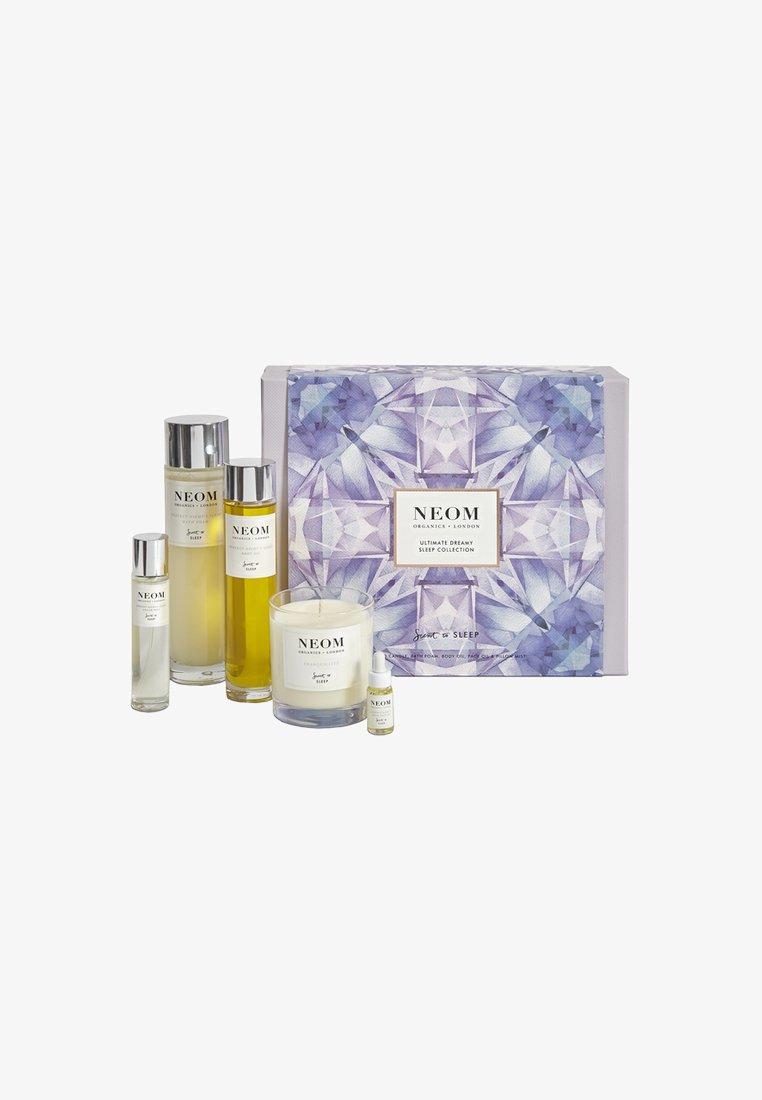 Neom - ULTIMATE DREAMY SLEEP COLLECTION - Bath and body set - -