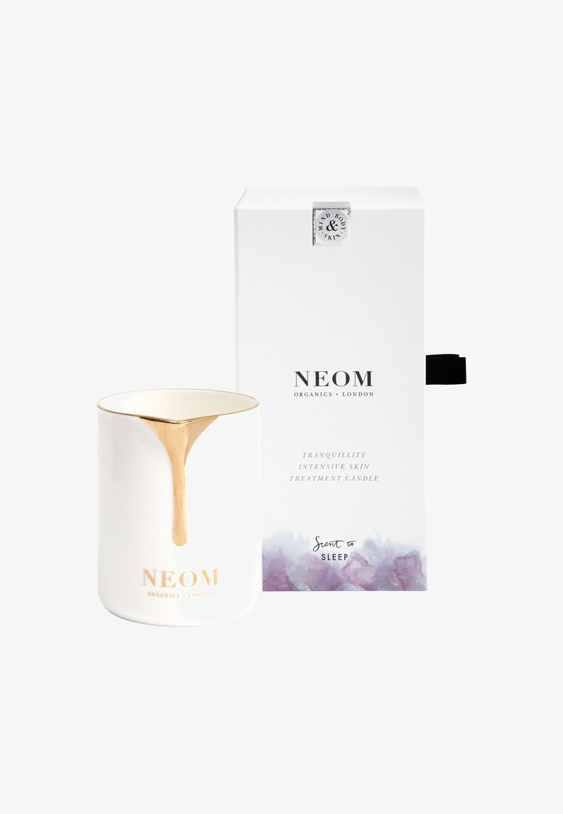 Neom - INTENSIVE SKIN TREATMENT CANDLE 140G - Duftkerze - tranquillity