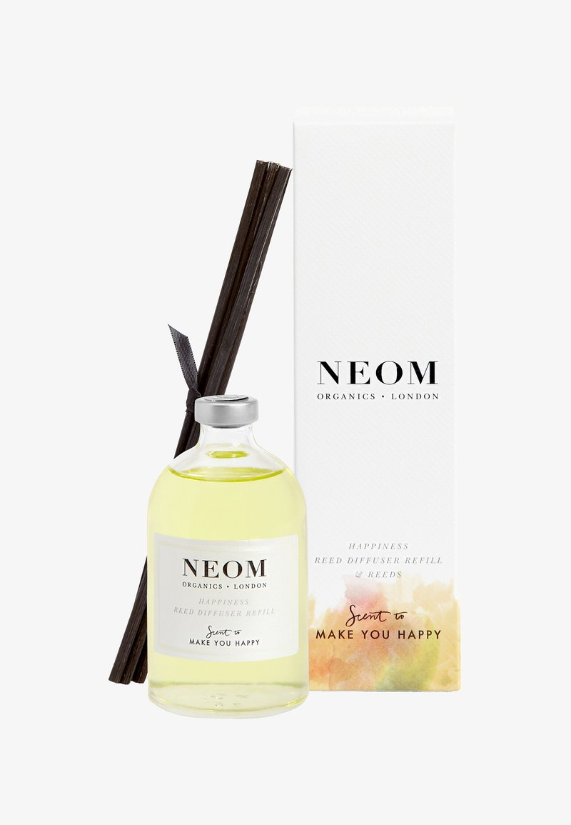 Neom - REED DIFFUSER REFILL 100ML - Room fagrance - happiness