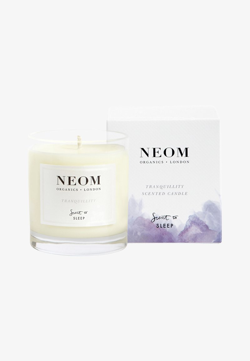 Neom - SCENTED CANDLE 1 WICK - Scented candle - tranquillity