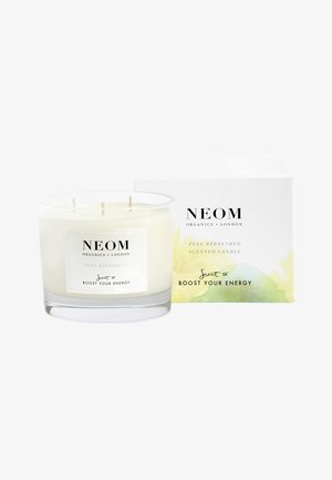 SCENTED CANDLE 3 WICKS - Duftlys - feel refreshed