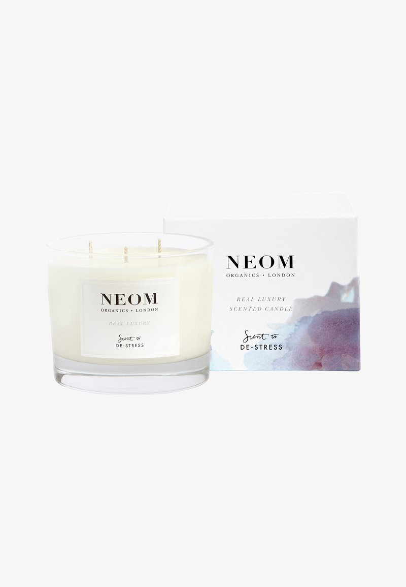 Neom - SCENTED CANDLE 3 WICKS - Duftkerze - real luxury