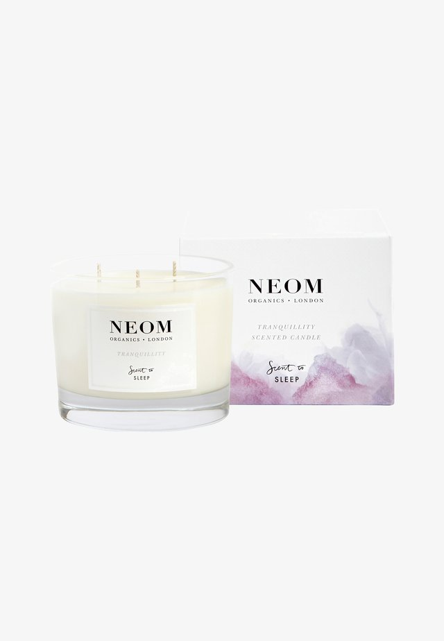 SCENTED CANDLE 3 WICKS - Bougie parfumée - tranquillity
