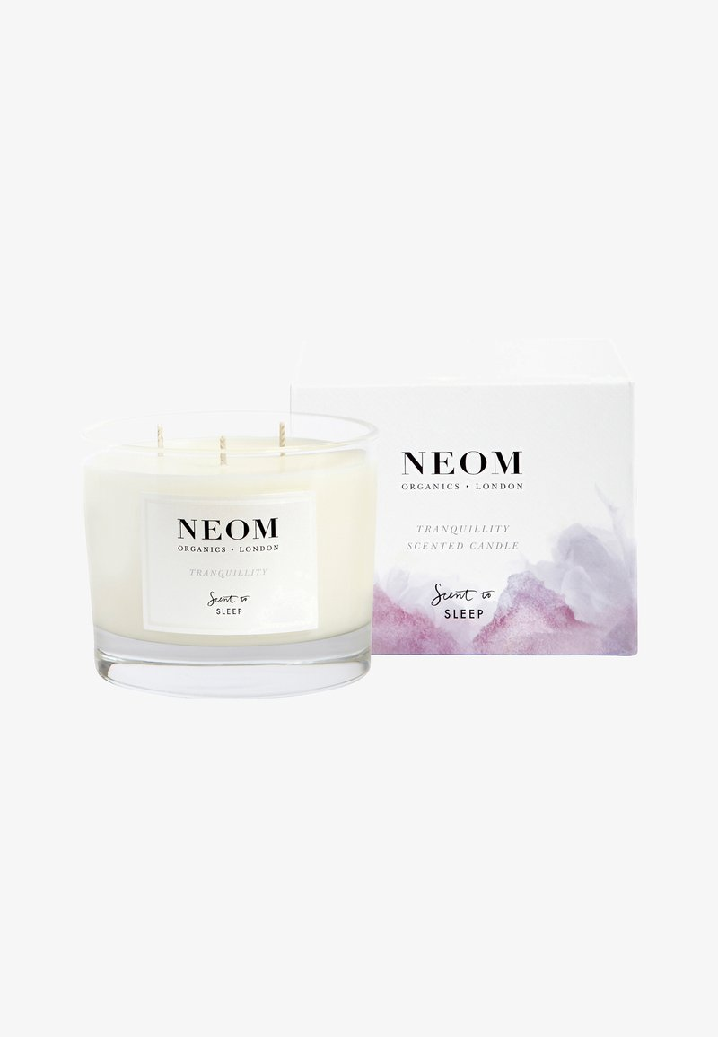 Neom - SCENTED CANDLE 3 WICKS - Scented candle - tranquillity