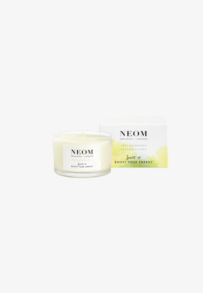 Neom - SCENTED CANDLE TRAVEL SIZE - Duftlys - feel refreshed