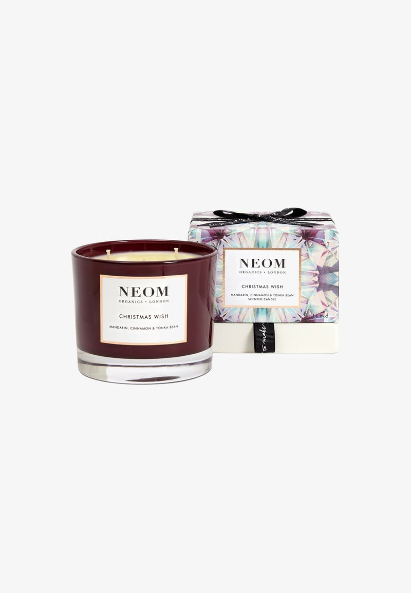 Neom - CANDLES 3 WICK  - Duftlys - chritmas wish