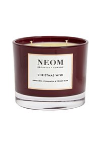 Neom - CANDLES 3 WICK  - Duftlys - chritmas wish - 1