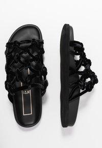 N°21 - Pantofle - black - 3