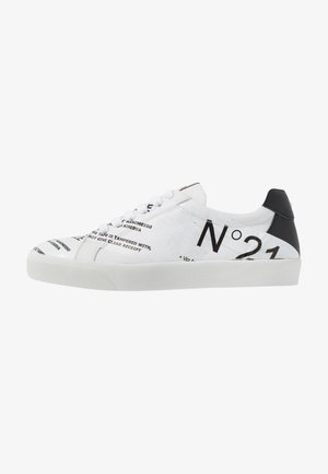 GYMNIC - Sneakers basse - white