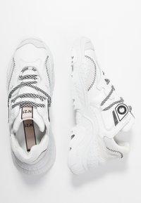 N°21 - RUNNING  - Tenisky - white /tan - 3