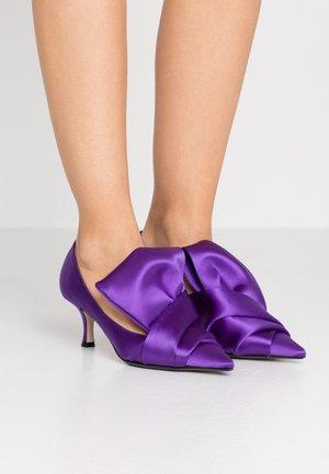 Klasické lodičky - purple