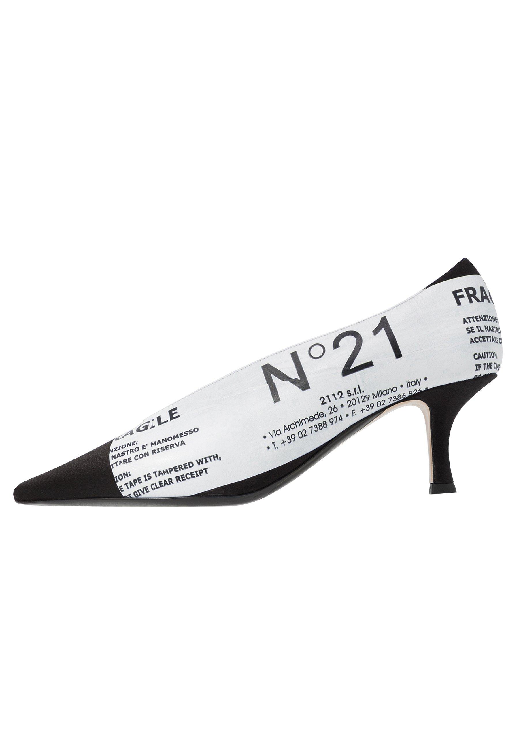 N°21 Decolleté - Black 71KAYqV
