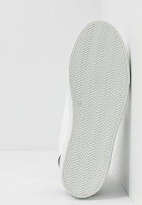 N°21 - GYMNIC  - Baskets montantes - white - 4
