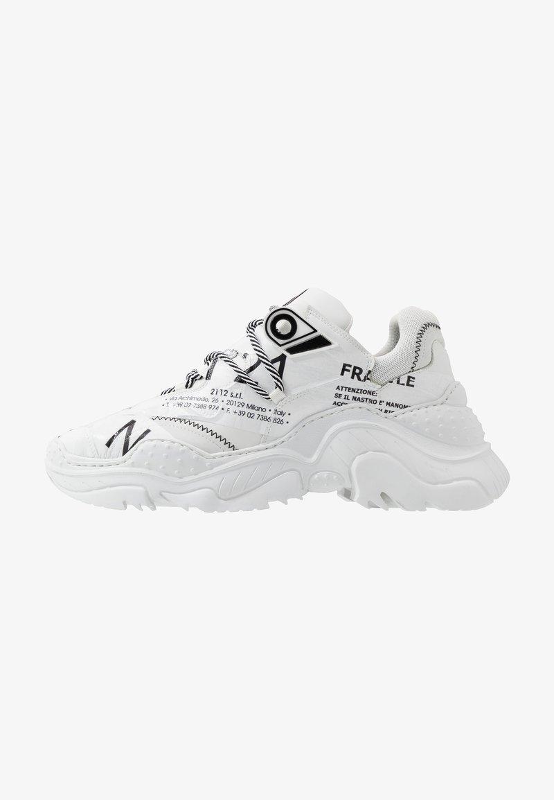 N°21 - BILLY - Sneakers basse - white