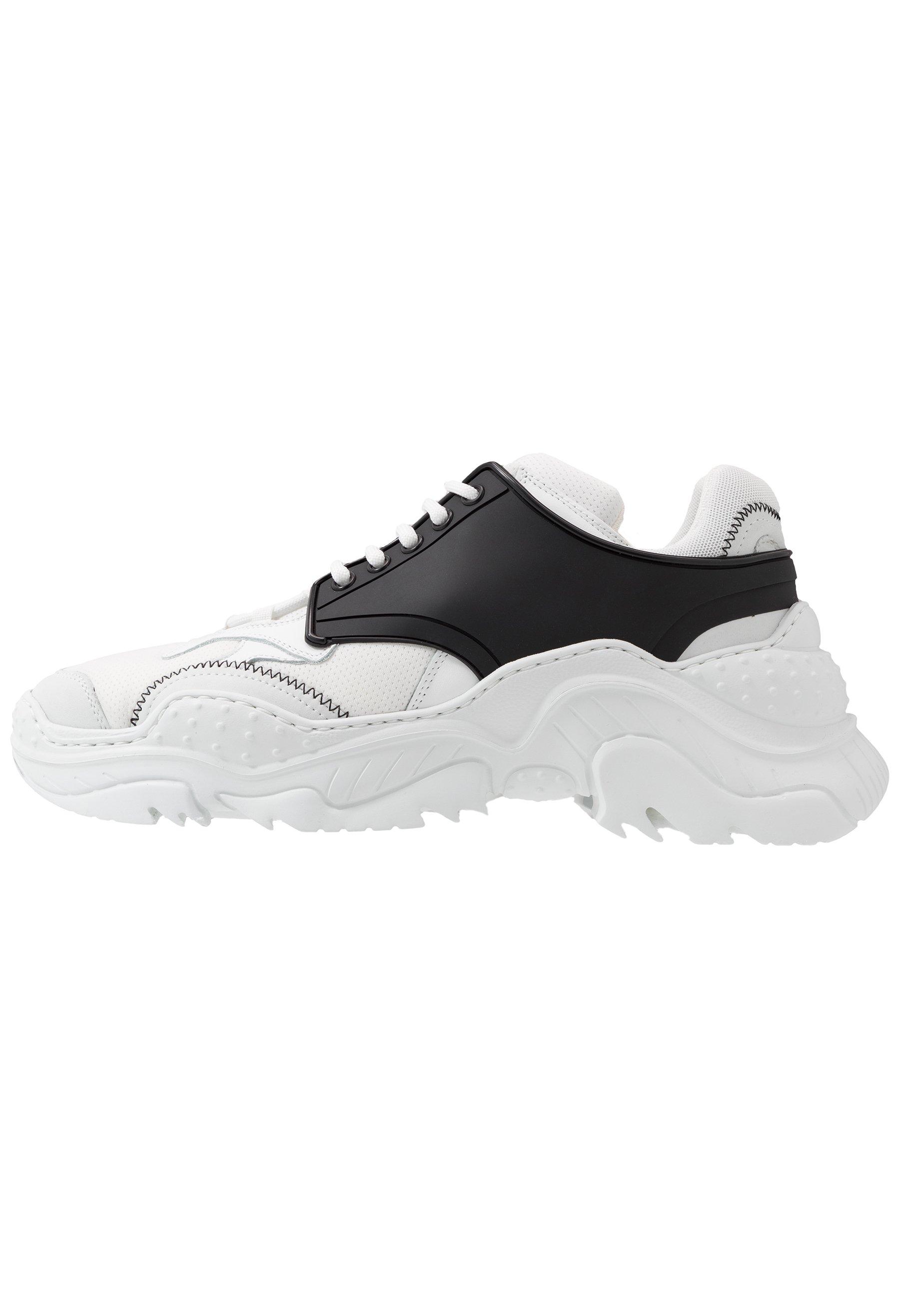 N??21 Billy - Sneakers Basse White/black ATtYqYd