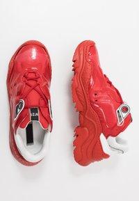 N°21 - BILLY - Sneakers basse - red - 1