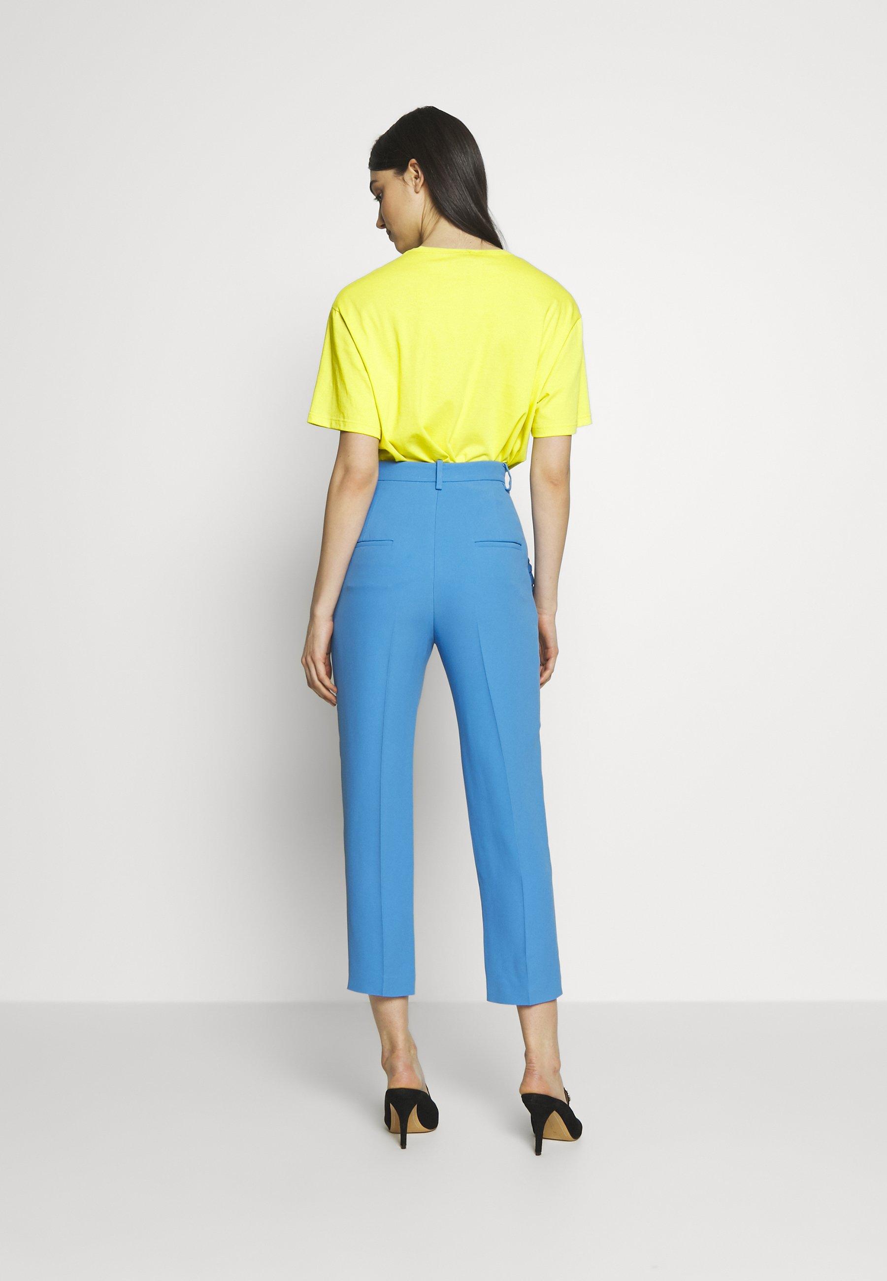 N°21 Spodnie materiałowe - cielo
