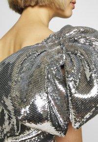 N°21 - Vestido de cóctel - argento - 5