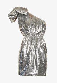 N°21 - Vestido de cóctel - argento - 4